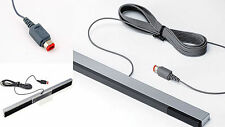 Barra sensor infrarrojos para Nintendo Wii con cable y Soporte Adhesivo 2823