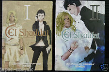 JAPAN manga: El Shaddai Ascension of the Metatron Another Story Exodus 1~2 set