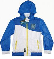 Pro Evo boys 7 yrs 8 yrs 9 yrs 10 yrs 11 yrs 12 yrs blue kagool jacket