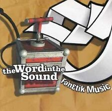 Audio CD Fenetik Music - The Word In The Sound - V/A - Free Shipping