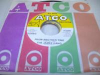 Rock Unplayed NM! 45 THE JAMES GANG From Another Time on ATCO