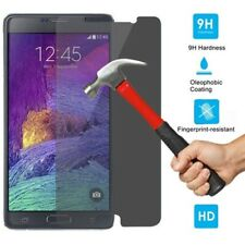 Samsung Galaxy Note 5 - Tempered Glass Privacy Screen Protector Anti-Peeping LCD