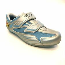Northwave Moon Women's Road Cycling Shoes Blue / Gray EU 39.5