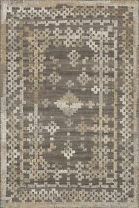 5'x7' Loloi Rug Akina Wool Charcoal Taupe Hand-woven Transitional AK-01