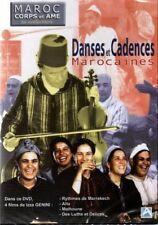 Maroc corps et âme - Danses & cadences marocaines - DVD ~ Izza Genini - NEUF