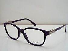 38a3a5be6ed Authentic VERSACE VE3181B 5064 Aubergine Purple Eyeglass DEMO Frame MSRP   350