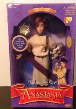 NIB ~ 1997 ~ Galoob Anastasia Together in Paris Anya Doll Sealed Mint in Box