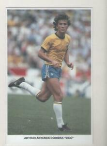 ZICO....BRASIL...UDINESE...CALCIO.....CALCIO...FOOTBALL...STADIO