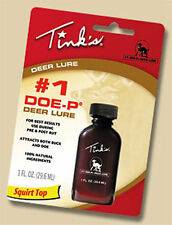 Tinks #1 Doe-P Deer Lure, 1 oz.