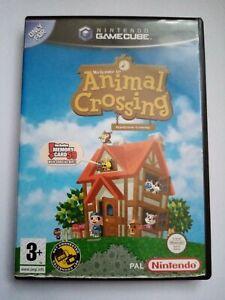 Animal Crossing - PAL - Memory Card Included - Nintendo Gamecube