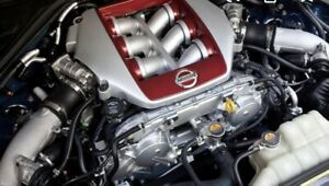 Nissan GTR R35 Complete Engine & Gearbox £12.5k (Auction For Bolt)