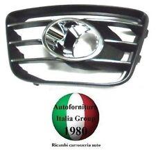 GRIGLIA PARAURTI ANTERIORE SX C/FORO CROMATO LANCIA MUSA 07> 2007> ORIGINALE
