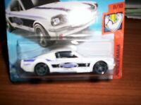 FORD MUSTANG 2+2 FASTBACK 1965 - HOT WHEELS - SCALA 1/55