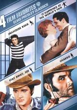 4 FILM FAVORITE - ELVIS PRESLEY CLASSICS NEW DVD