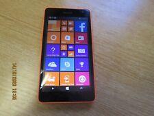 Microsoft Lumia 535 - 8GB-Laranja (Desbloqueado) USADO-D802
