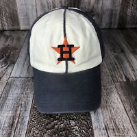 VTG Houston Astros Hat Baseball Cap Cooperstown Collection MLB Large Perfect Fit
