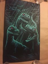 Dinosaurs in Jurassic World Glows in the Dark Limited Edition 100 Scratch Dent A