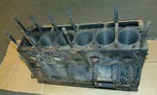 Late Triumph TR6  CF Engine Block--Camshaft-Matching Main Caps-Great Builder-C2