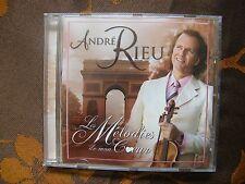 CD ANDRE RIEU - Les Mélodies De Mon Coeur / Universal Music  (2005)