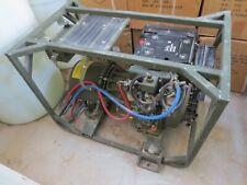 Dewey Yanmar L100v6 Diesel Generator 68kw 28v New