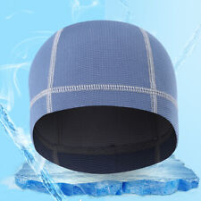 Cooling Skull Cap UPF 50 Sun Protection Sweat Wicking Helmet Liner for Cycling