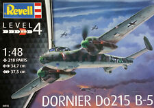 Revell 1:48 Dornier Do 215B-5, WW II German Nightfighter. Kit.Nr. 04925.