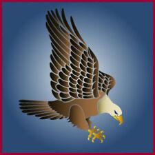 Eagle Stencil, American Eagle, Bird Stencils -The Artful Stencil
