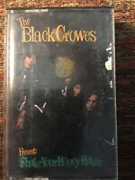The Black Crowes Shake Your Money Maker 1990 US Cassette - She Talks to Angels