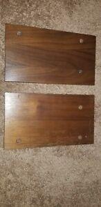 Dynaco St-150 wood panels