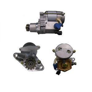 Fits TOYOTA RAV 4 III 2.4 VVTi (XA30) Starter Motor 2005-On - 17704UK