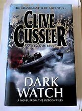 Dark Watch by Clive Cussler & Jack Du Brul (Hardback, 2007) 1st Edition