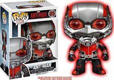 FUNKO POP MARVEL ANT-MAN #85 ANT-MAN (GLOW) VAULTED VINYL FIGURE~FAST POST 🎀