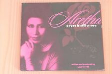 Aretha Franklin – A Rose Is Still A Rose - CD single promo