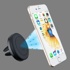 Magnetic Magnet Disc In Car Mobile Phone Holder Air Vent Mount Kit