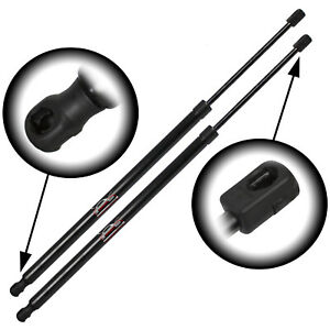 Qty 2 Fits Toyota Sienna 2004 to 2005 Liftgate Lift Supports W/O Power Gate
