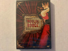Moulin Rouge (Dvd, 2009) Brand New
