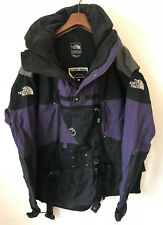 THE NORTH FACE ! MENS 2XL/3XL! BLACK! STEEP TECH MOUTAINEERING COAT/JACKET!