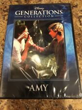 AMY DVD DISNEY GENERATIONS COLLECTION NEW SIGN LANGUAGE RARE DEAF MUTE INTEREST