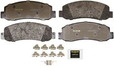 For Ford F-350 Super Duty 05-07 Front Disc Brake Pad Set Monroe Brakes DX1069A