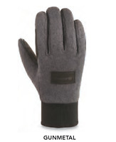 DAKINE GLOBAL SERIES - PATRIOT GLOVE - GUNMETAL - SIZE L - SNOWBOARD/SKY GLOVES
