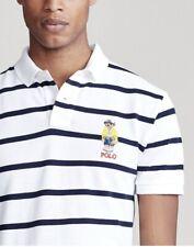 $125 NWT Brand New Polo Ralph Lauren Men's Polo CP-93 Bear Mesh Shirt Large