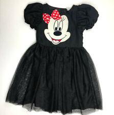 596e91c0a0def H&M Disney Girls 8 9 Minnie Mouse Polka Dot Bow Dress Tulle Skirt