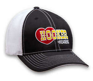 Hooker 10162-LGHKR Headers Flex Mesh Hat