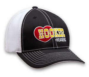 Hooker 10162-LGHKR Headers Flex Mesh Hat