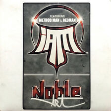 IAM ‎Maxi CD Noble Art - France (EX/G+)