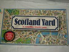 Vintage 1985 Milton Bradley Scotland Yard Board Game