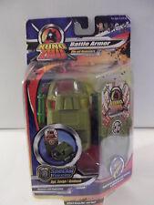 Kung Zhu Battle Armor Special Forces Sgt. Serge/Ambush Green Nip
