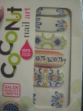 Incoco Coconut Nail Art Casa Verano Nail Polish Strips