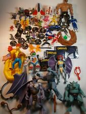 Vintage Action Figure Lot - Power Rangers / Gargoyles /Marvel and more...