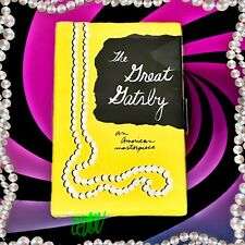 KATE SPADE GREAT GATSBY BOOK CLUTCH WKRU1983